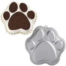 Paw Print Animal Patrol Cake Pan Aluminum Wilton - $14.24