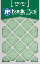 18x25x1 (17_1/2x24_1/2) Pure Green Eco-Friendly AC Furnace Air Filters 6 Pack - $58.08