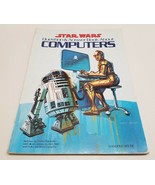 1983 Star Wars Question & Answer Book About Computers Fred D'Ignazio & K... - $24.26