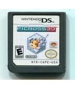 Picross 3D (Nintendo DS, 2010) - Cartridge Only - $3.95