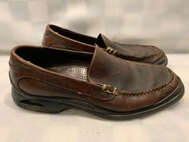 Cole Haan NikeAir Loafers Men's Size 9.5 M Brown C04025 - $26.72