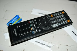 Onkyo Receiver Remote RC-897M For HT-R494 S5800 TX-SR343 Tested W Batteries Oem - $32.55
