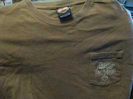 T-Shirt Harley Davidson genuine Motor Cycles since 1903 New Castle Pa po... - $39.98