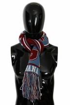 Dolce & Gabbana Mens Royal Love Cashmere Winter Shawl Scarf Wrap180cm x ... - $246.51