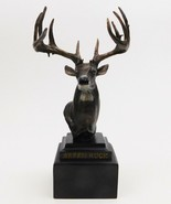 Breen Buck White Tail Buck Sculpture  Big Sky Carvers H1451 Whitetail Le... - $59.40