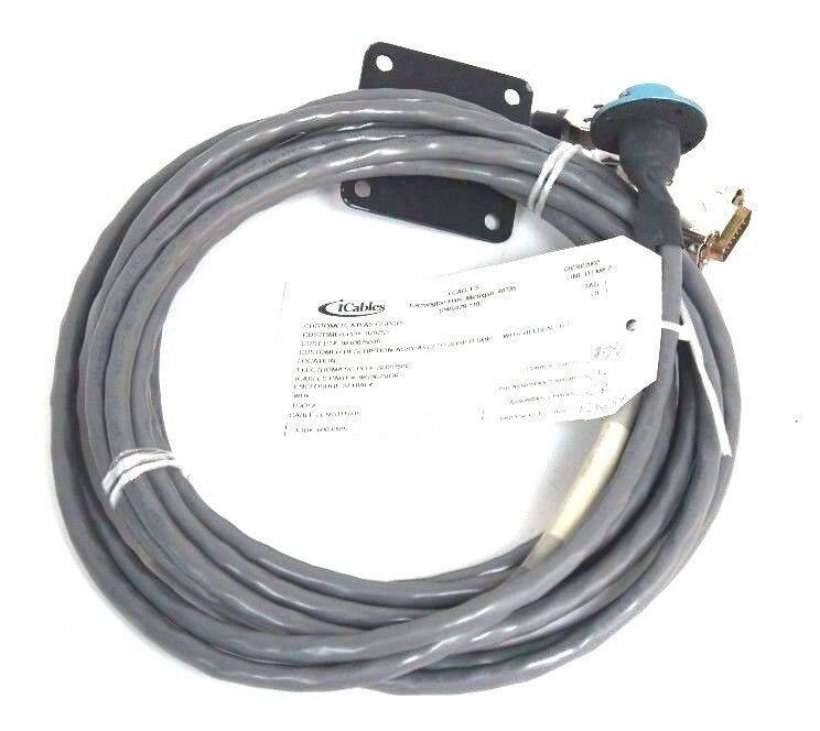 NEW ATLAS COPCO 9810075036 CABLE ASSEMBLY