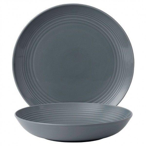 NEW IN BOX (s)Gordon Ramsay by Royal Doulton Maze Gray 2-Piece Serving Set - $65.44  sc 1 st  Bonanza & Royal Doulton Bowl: 36 listings