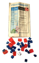 Monopoly Pokemon Board Game Replacement Pieces - (35) Poke Centers & Marts - $4.88