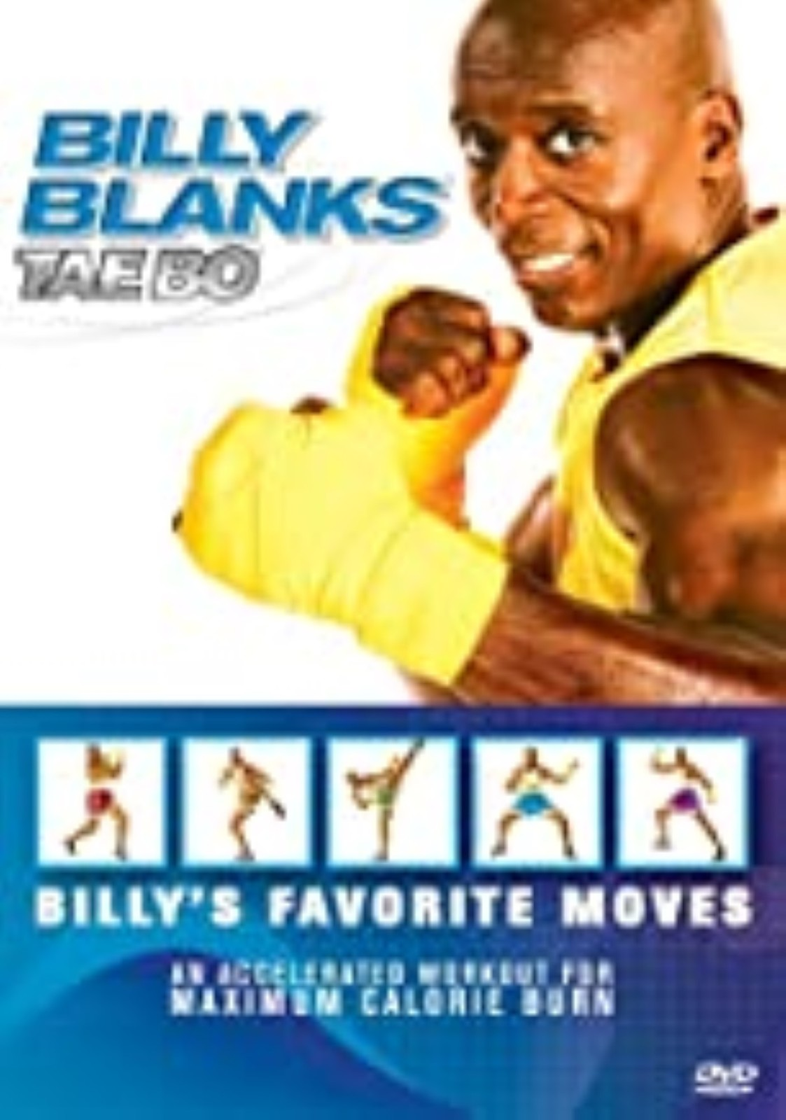 Billy Blanks - Tae Bo - Billy's Favorite Moves Dvd