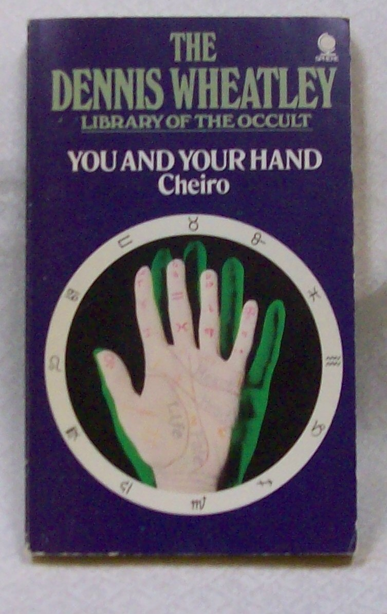 Your and Your Hand by Cheiro
