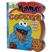 Sesame Street Yummy Cookies: Baking with Kids Editors of Publications In... - $1.80