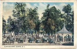 Eldridge Park Elmira New York Vintage Post Card - $6.00