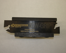 Newcomer Part-Off Blades & Tool Block image 1