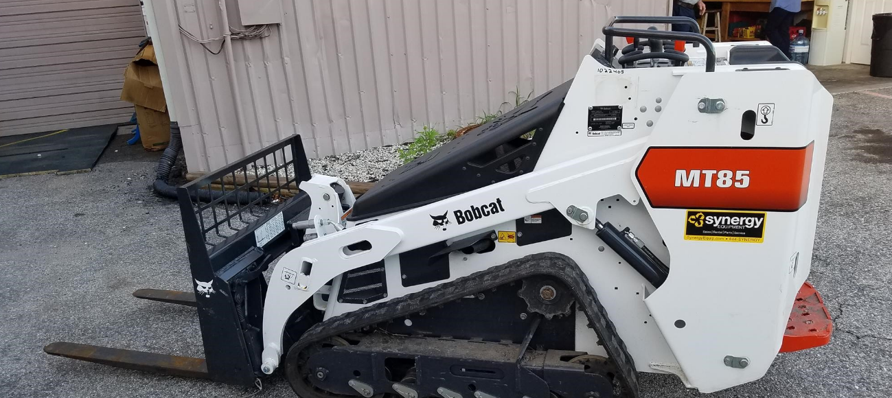 2018 BOBCAT MT85 For Sale In Sarasota, Florida 34241