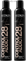 Redken Control Addict 28 Extra High-Hold Hairspray 9.8 oz (pack of 2) - $39.59