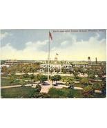 Indian School Phoenix Arizona Vintage Post Card - $7.00
