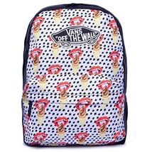 New Vans Womens Kendra Realm Ice Cream backpack Lick Lips - $26.09