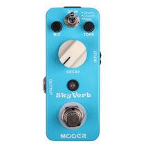 Mooer Sky Verb Digital Reverb Micro Guitar Effects Pedal - $63.50