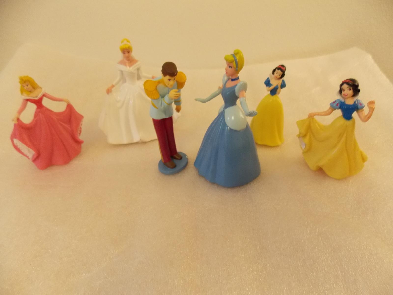 Disney 6pc. PVC Princess Figurine Set