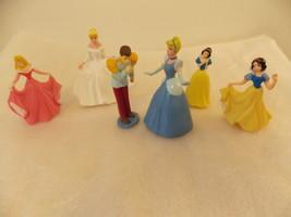 Disney 6pc. PVC Princess Figurine Set  image 1