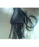LEATHER MEDICINE POUCH FOR CHARGING STONES, RINGS, PENDANTS LEATHER POUC... - $27.95