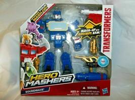 new Hasbro Transformers Hero Mashers Optimus Prime Mash-Up with Ultra Ma... - $28.42