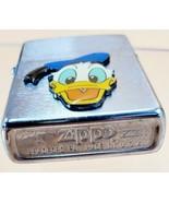 Vintage ZIPPO 3D Walt Disney Donald Duck Lighter*2000* - Never used *Sea... - $199.99