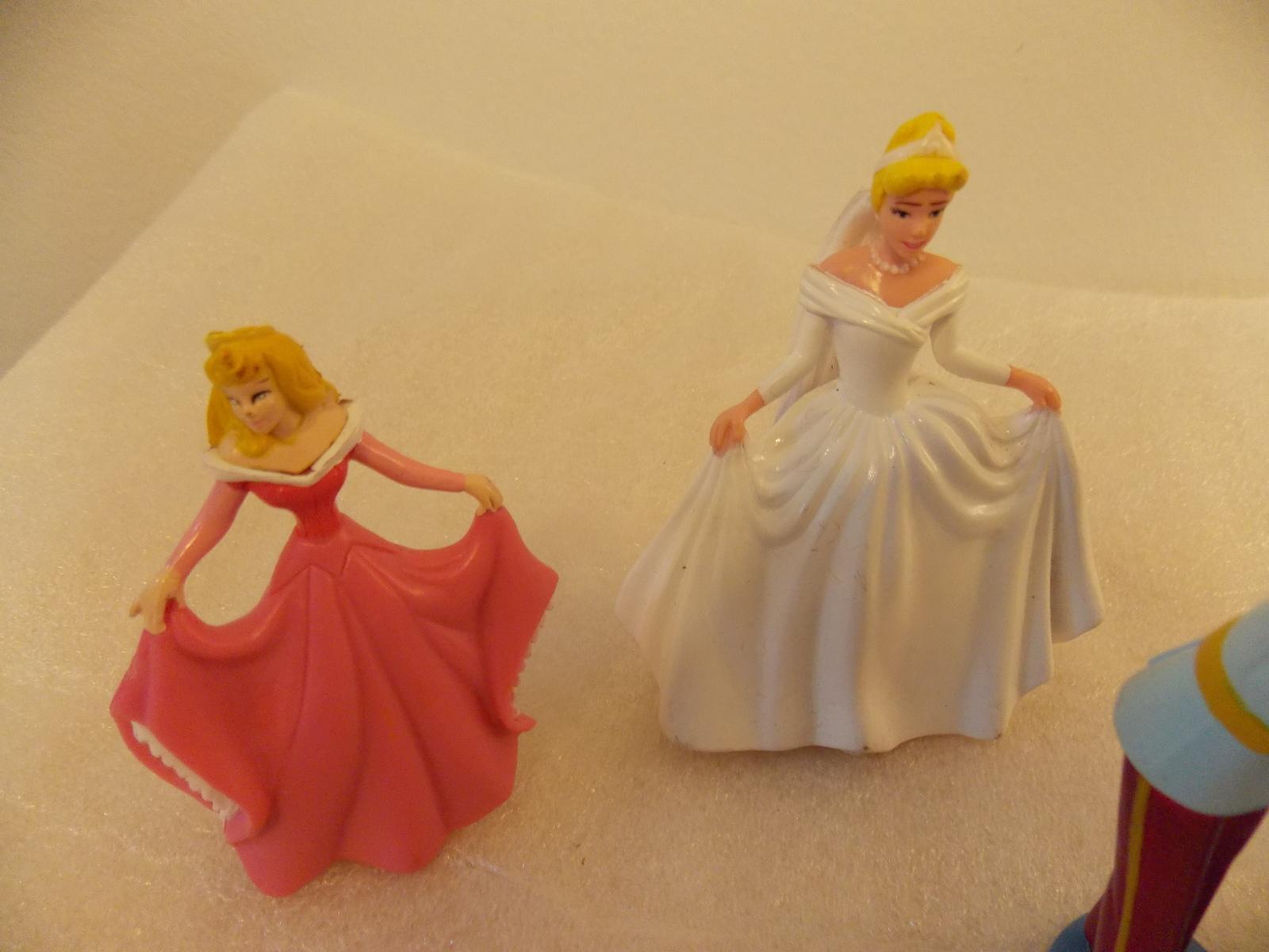 Disney 6pc. PVC Princess Figurine Set  image 4