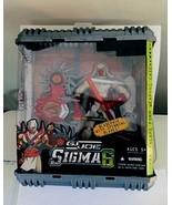 """GI Joe Sigma 6 8"""" Razor Ninja Storm Shadow Set Backpack Spinning Blades ... - $32.66"""