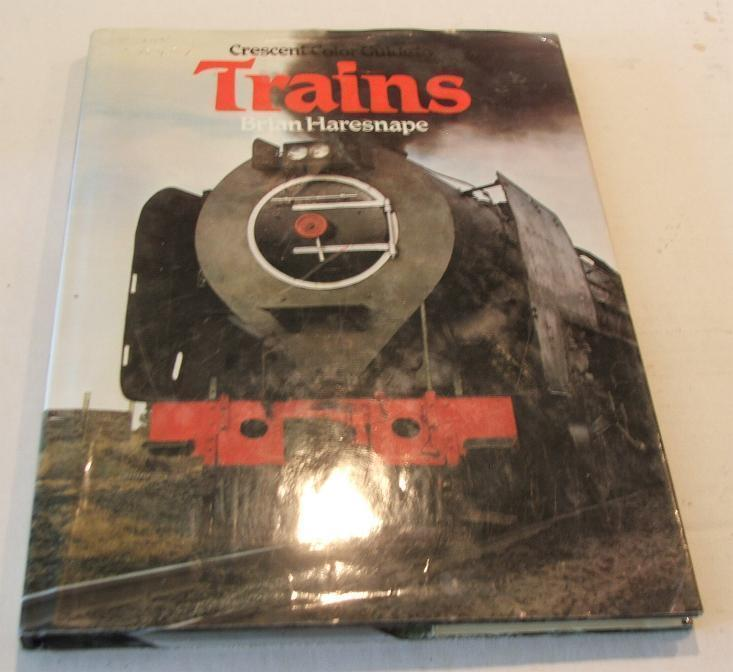 Crescent Color Guide to Trains Brian Haresnape