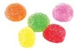 Mini Jelly Buttons -22Lbs - $157.41