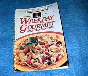 Favorite Recipes,Lawry's Weekday Gourmet Meal In Minute