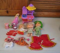 LOT 3 American Greetings Dolls Disney 2011 jakks Stove Woodland Fairies ... - $24.74