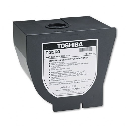 Toshiba Part# T-3560 Toner Cartridge (OEM) 13.000 Pages [Office Product]
