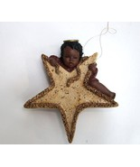 All God's Children, Tori, Angel on Star Orn., Item #1592, New w/COA - $25.00