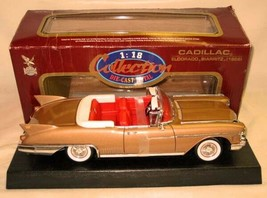 1958 Cadillac Eldorado Biarritz 1:18 Scale Diecast Model New In Box Road... - $35.18