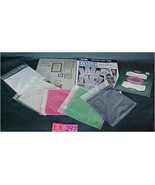 Patterns, Bookmarks, Counted Cross Stitch Books and Aida Cloth - $15.00