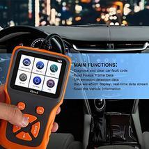 Xtruck OBD2 Scanner OBD II Auto Check Engine Fault Code Reader Car Diagnostic Sc image 4