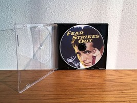 Fear Strikes Out DVD 1957 Anthony Perkins Biography Drama NR Black & White - $12.00