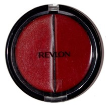 Revlon* Duo Gloss To Gloss Lip Limited Edition Red+Shimmer Peppermint Kiss New! - $7.99