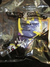 Mc Donald's Happy Meal Pokemon Sun Pokemon Moon Lunala Toy Brand New In Package - $7.99