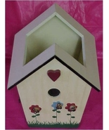 Birdhouse Planter Box - $9.00