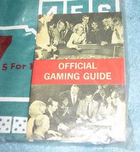 Vintage Casino Royale Table Layout Craps Blackjack NIP image 2