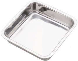Norpro 7.5-Inch Stainless Steel Cake Pan, Square - $30.30