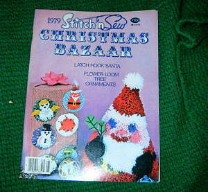 Primary image for Stitch 'N Sew Christmas Bazaar  1979, Variety of Crafts