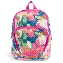 Vera Bradley Quilted Signature Cotton Hadley Backpack, Superbloom