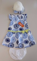 Gymboree SET of 2 - POCKETFUL OF SUNSHINE Size 18-24 M Dandelion Dress &... - $39.57