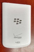 OEM Blackberry Q10 Standard Back Cover Battery Door - Verizon - White - $8.90