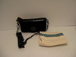 Tory burch crossbody black classic mini bag retail $265 new - $188.05