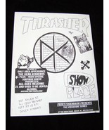 Flyer Thrasher Show Place Dead Kennedys - $19.99